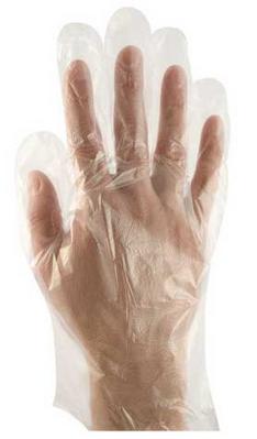 rukavice pvc